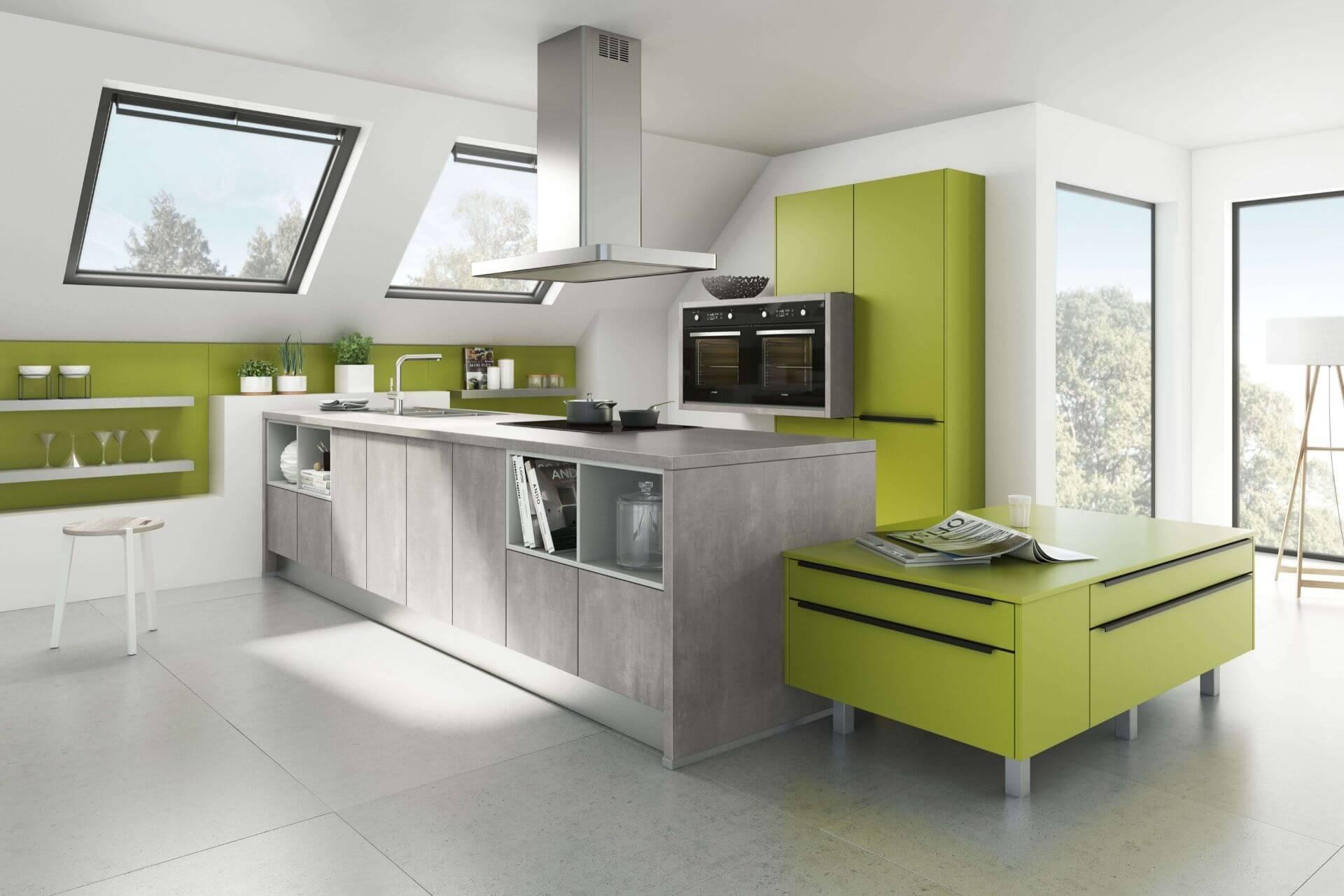 Cocinas con Isla - Cocinas con Península - Murcia | KEYS DISEÑO