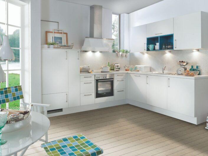 Cocinas Blancas Murcia | KEYS DISEÑO