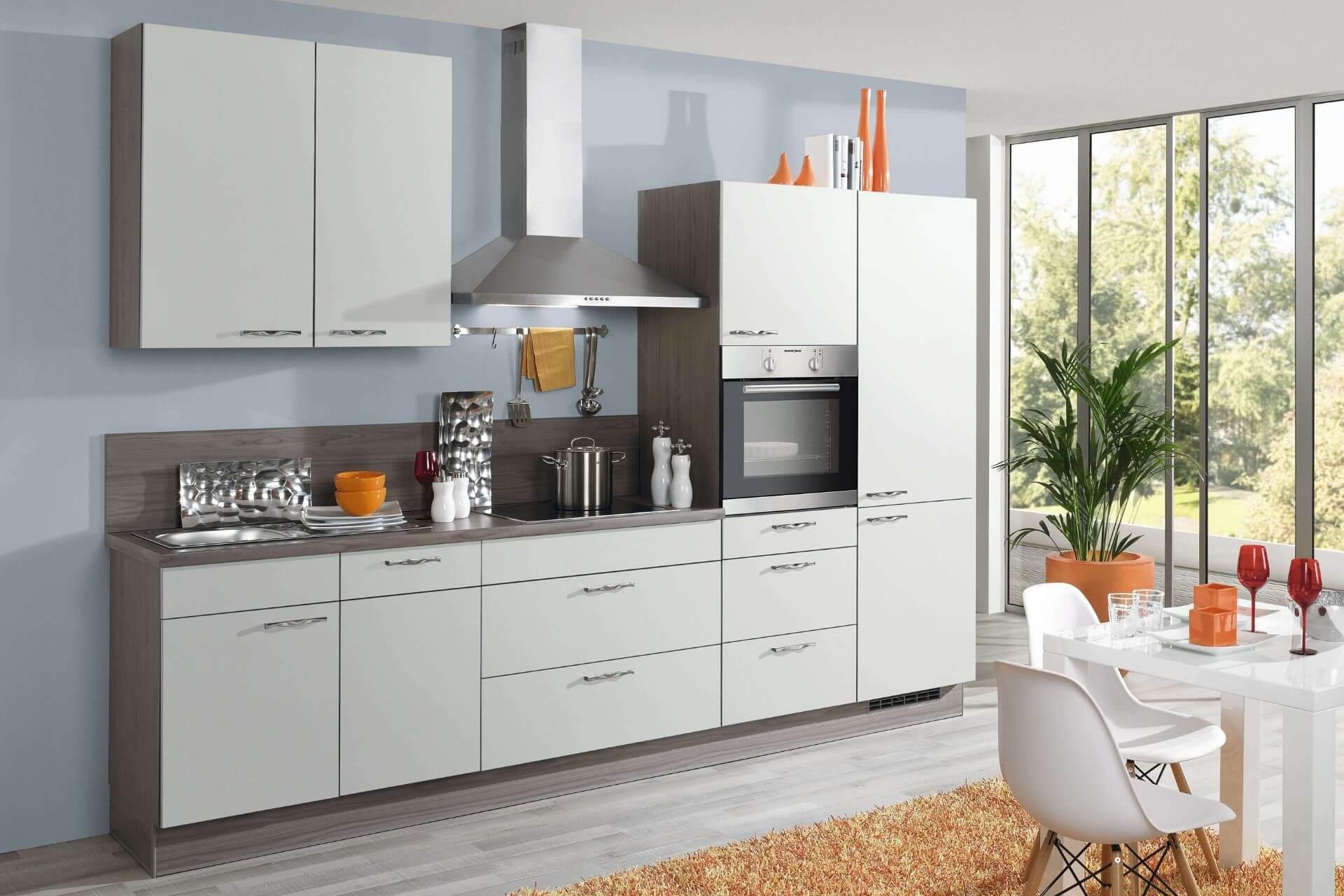 Cocinas en Color Blanco - Murcia | KEYS DISEÑO